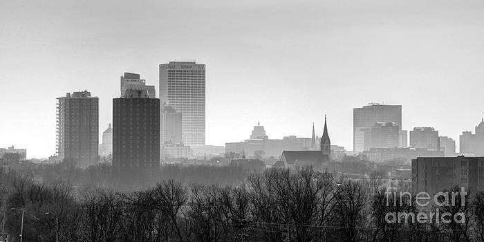 Milwaukee Skyline by John December