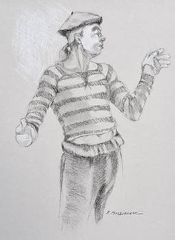 Mime 2 by Katherine Moldauer