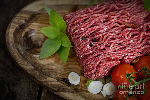Mythja  Photography - Minced meat