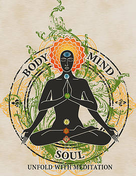 Mind Body and Soul KUNDALINI by RSRLive Arts