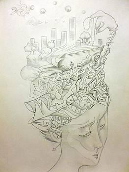 Mind Scape by Eduardo Sancamillo