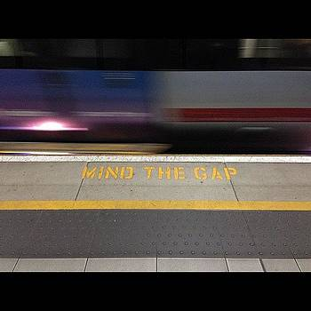 Mind That Gap #iphone #iphoneonly by Corey Sheehan
