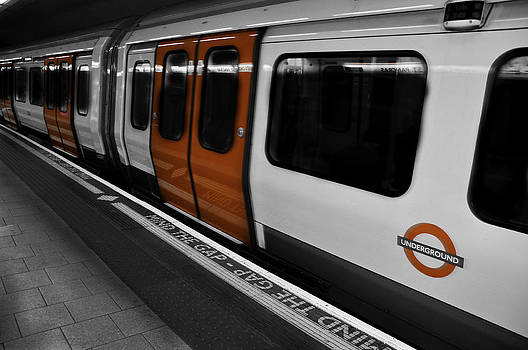 Mind the Gap by Christine May