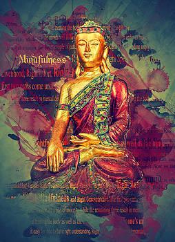 Ray Van Gundy - Mindfulness Buddha