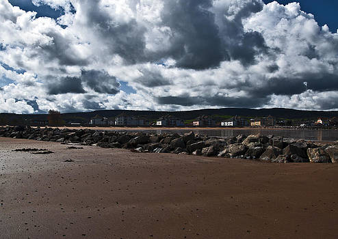 Minehead sea Defences by Paul Howarth