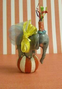 Mini Circus Memory by Sandra Oropeza