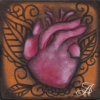 Abril Andrade Griffith - Mini Heart #2