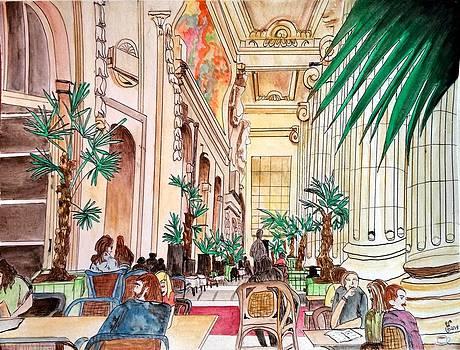 Mini Palais Paris by Yabette Swank