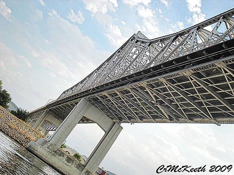 Cheryl McKeeth - Minn Wis Mississppi Bridge