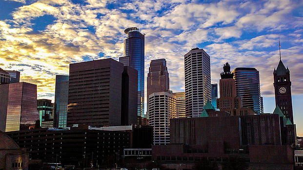 Minneapolis City by Kelly Anderson