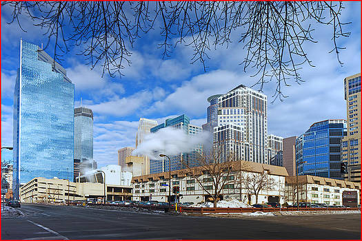 Minneapolis Downtown by Fuad Azmat
