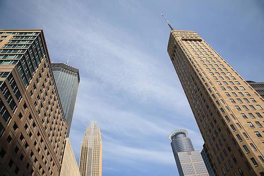 Frank Romeo - Minneapolis Skyline