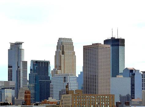 Minneapolis by Will Borden