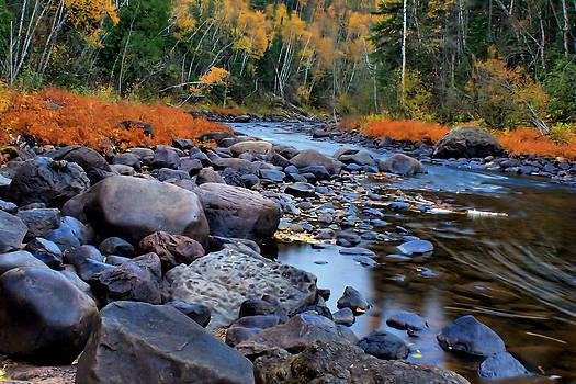 Matthew Winn - Minnesota Backwoods in Autumn
