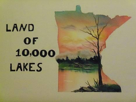 Minnesota by Ricky Haug