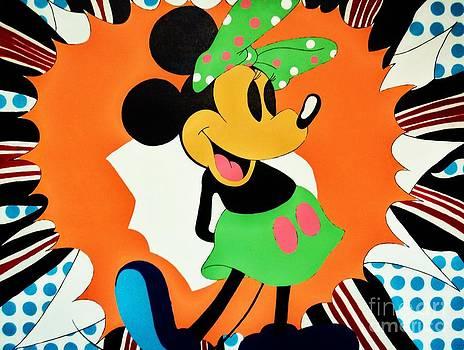 Minnie Mouse by Grant  Swinney