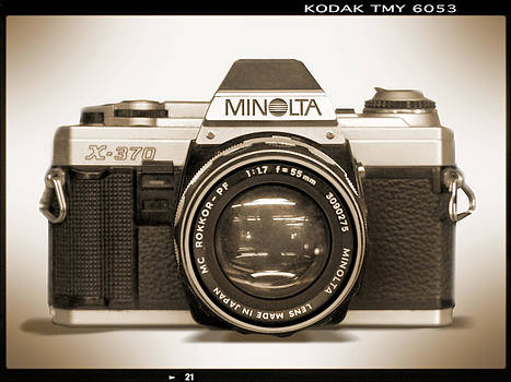 Minolta X-370 by Mike McGlothlen