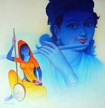Mira Krishna by Milind Shimpi