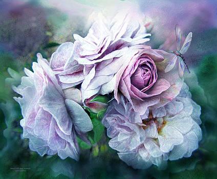 Carol Cavalaris - Miracle Of A Rose - Lavender