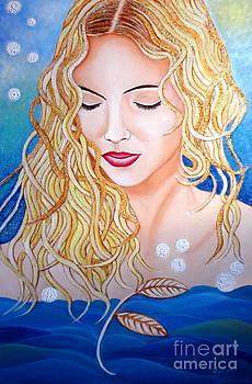 Mirada Interior De Una Sirena by Carmen Junyent