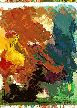 David Lloyd Glover - Mirage No 2