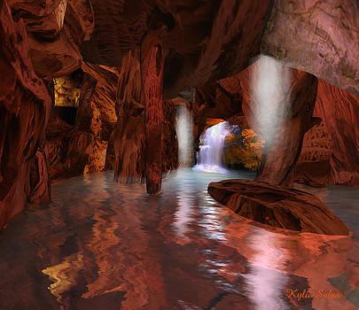 Mirromere Caves by Kylie Sabra