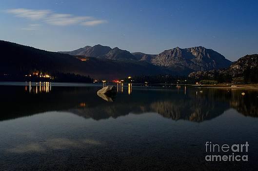 Mirror by Moonlight by Diana Vitoshka