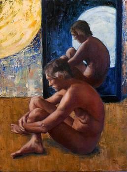 Mirror by Deborah Allison