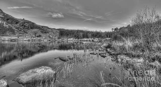 Darren Wilkes - Mirror Lake