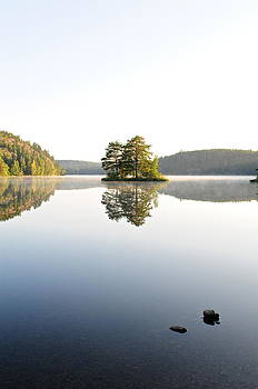 Mirror Lake I by Eliot Freed