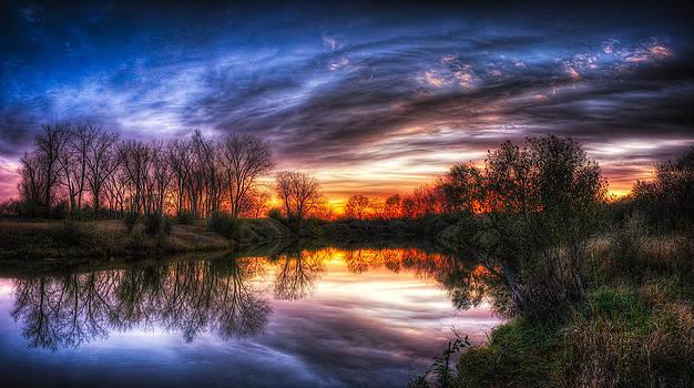 Jeff Burton - Mirror Lake