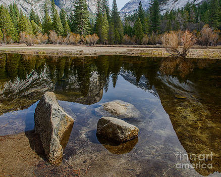 Terry Garvin - Mirror Lake Threesome Yosemite
