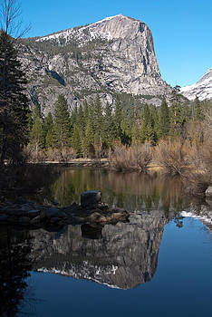 Mirror Lake Yosemite by Shane Kelly