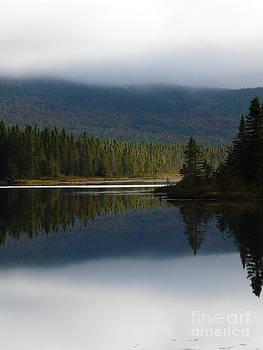 Mirror Pond by Glass Slipper