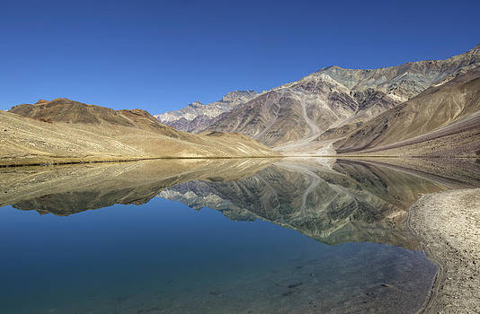 Mirrored Mornings by Rohit Chawla