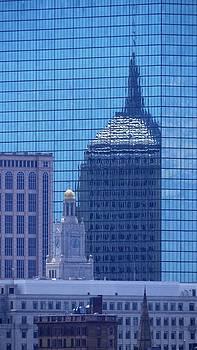 Mirrors Boston by Sasha  Grebenyuk