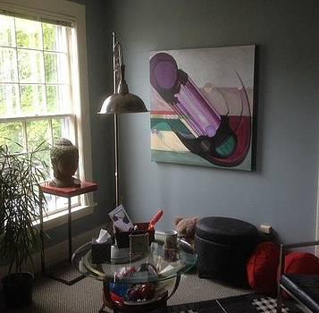 Marlene Burns - Misheberach Redux Installation
