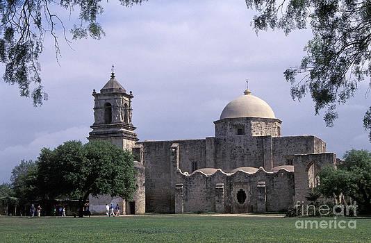 John  Mitchell - MISION SAN JOSE San Antonio Texas