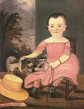 Miss Jones  circa 1846 by William M Prior