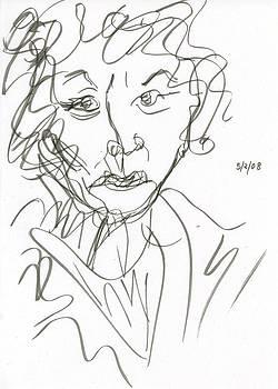 Rachel Scott - Miss Marple Sketch I