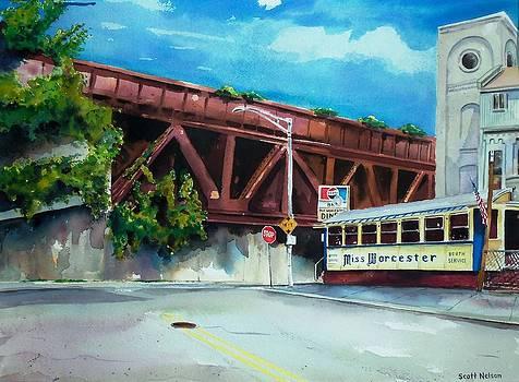 Miss Worcester Bridge by Scott Nelson