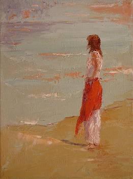 SOLD Missing a Friend by Irena  Jablonski