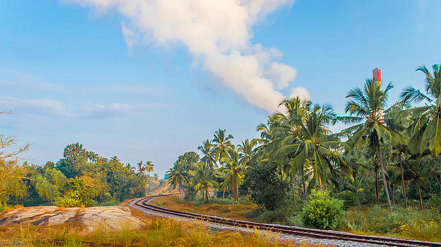 Missing Train by Girish Veetil