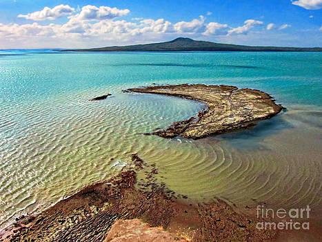 Mission Bay View-NZ by Jennie Breeze