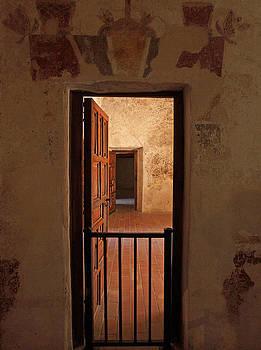 Susan Rovira - Mission Concepcion Doorway