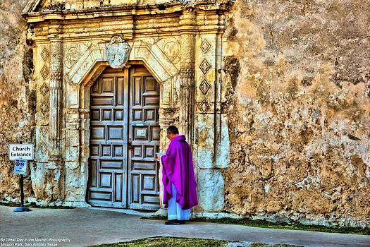 Mission Park San Antonio Texas by Michelle and John Ressler