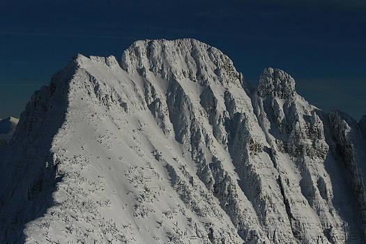 Mission Range Summit by Jim Cotton