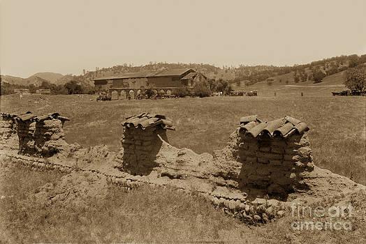 California Views Mr Pat Hathaway Archives - Mission San Antonio de Padua Circa 1928