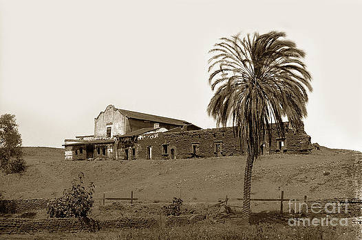 California Views Mr Pat Hathaway Archives - Mission San Diego de Alcala California circa 1890