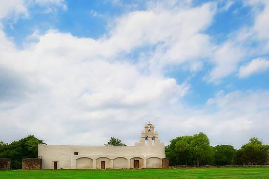 Mission San Juan Capistrano - Texas by Ryan Manuel